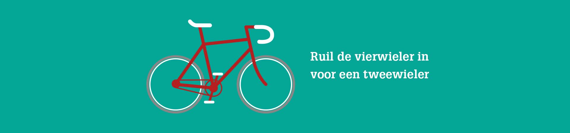 Header groot fiets