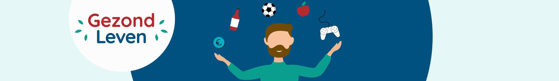 Verbeter uw leefstijl | Met workshops en apps