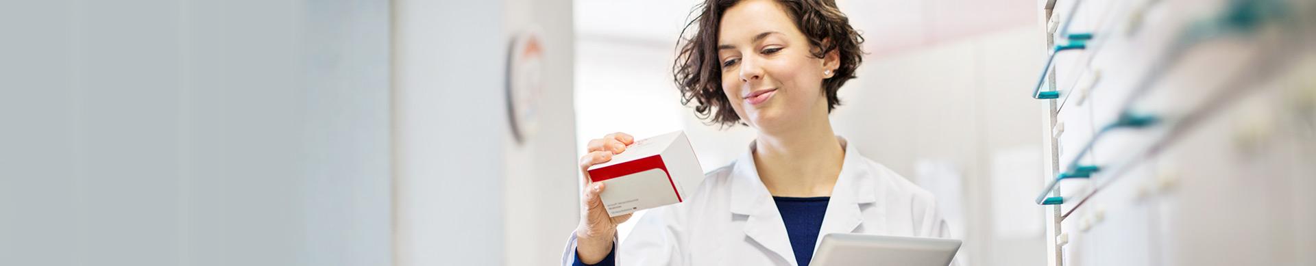 Bekijk uw vergoeding voor medicijnen bij de apotheek