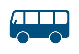 Bekijk uw vergoeding voor het openbaar vervoer bij IZA