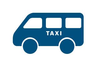Bekijk uw vergoeding voor taxivervoer bij IZA