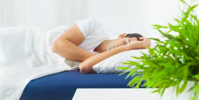 slapen kun je leren